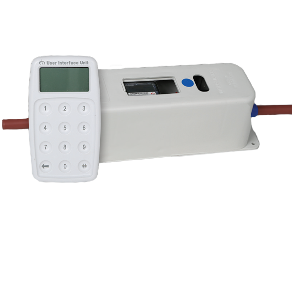 Citiq prepaid water meters