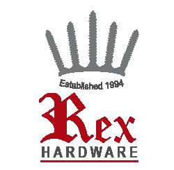 Rex Hardware Logo