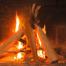 DIY braai fire